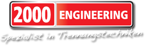 2000 engineering | Specialist in seperation techniques